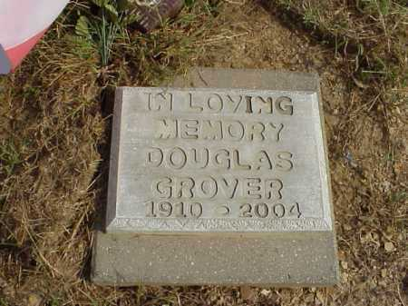 GROVER, DOUGLAS - Meigs County, Ohio | DOUGLAS GROVER - Ohio Gravestone Photos