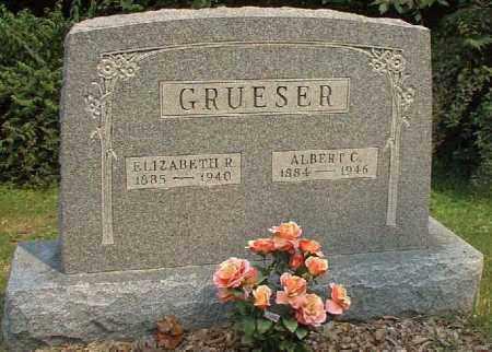 GRUESER, ALBERT C - Meigs County, Ohio | ALBERT C GRUESER - Ohio Gravestone Photos