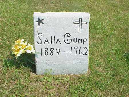 GUMP, SALLA M. - Meigs County, Ohio | SALLA M. GUMP - Ohio Gravestone Photos