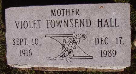 HALL, VIOLET - Meigs County, Ohio | VIOLET HALL - Ohio Gravestone Photos