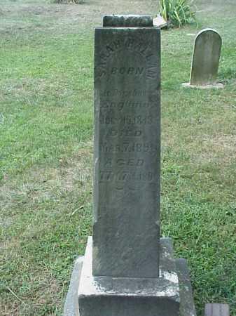 NELSON HALLMAN, SARAH - Meigs County, Ohio | SARAH NELSON HALLMAN - Ohio Gravestone Photos