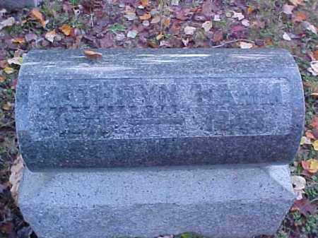 HAMM, KATHRYN - Meigs County, Ohio | KATHRYN HAMM - Ohio Gravestone Photos