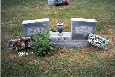 HAMON, NOBLE - Meigs County, Ohio | NOBLE HAMON - Ohio Gravestone Photos