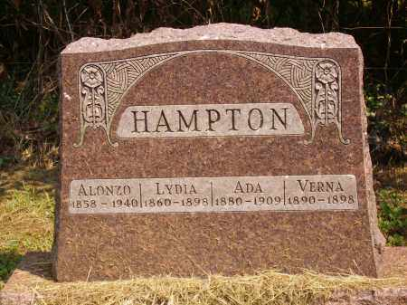 HAMPTON, ADA - Meigs County, Ohio | ADA HAMPTON - Ohio Gravestone Photos