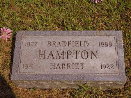 RUPE HAMPTON, HARRIETT - Meigs County, Ohio | HARRIETT RUPE HAMPTON - Ohio Gravestone Photos