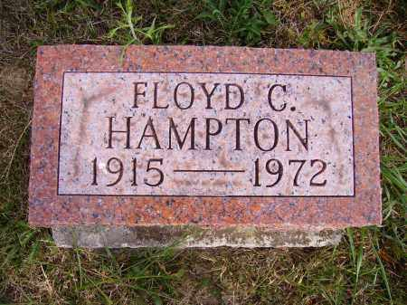HAMPTON, FLOYD C. - Meigs County, Ohio | FLOYD C. HAMPTON - Ohio Gravestone Photos