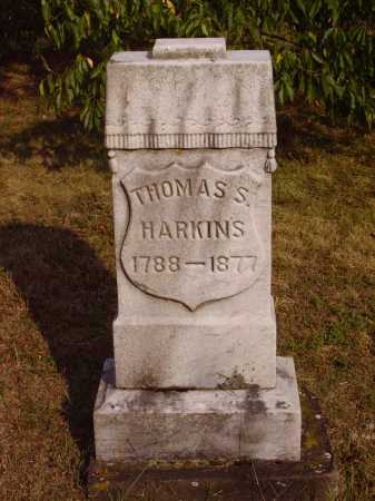 HARKINS, THOMAS S. - Meigs County, Ohio | THOMAS S. HARKINS - Ohio Gravestone Photos