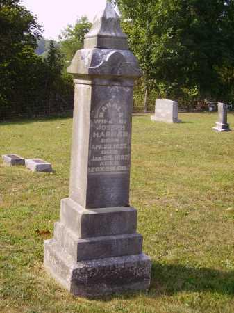 JORDAN HARMON, MAHALA - Meigs County, Ohio | MAHALA JORDAN HARMON - Ohio Gravestone Photos