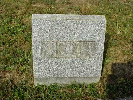 HARMAN, MILES W. - Meigs County, Ohio | MILES W. HARMAN - Ohio Gravestone Photos