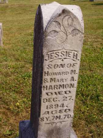 HARMON, JESSIE H. - Meigs County, Ohio | JESSIE H. HARMON - Ohio Gravestone Photos