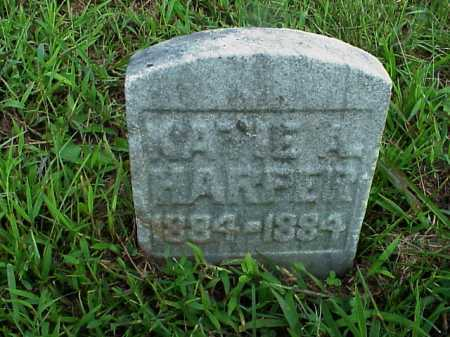 HARPER, KATIE A. - Meigs County, Ohio | KATIE A. HARPER - Ohio Gravestone Photos