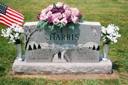 HARRIS, C. LARRY - Meigs County, Ohio | C. LARRY HARRIS - Ohio Gravestone Photos