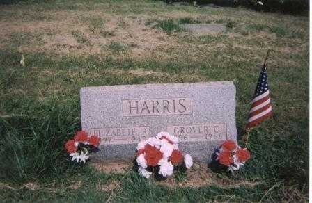 HARRIS, GROVER C. - Meigs County, Ohio | GROVER C. HARRIS - Ohio Gravestone Photos