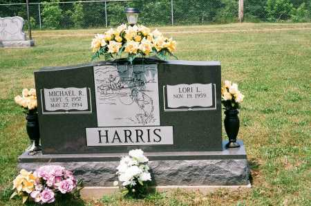 HARRIS, MICHAEL R. - Meigs County, Ohio | MICHAEL R. HARRIS - Ohio Gravestone Photos
