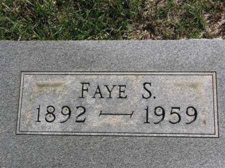 SPIRES HARRISON, FAYE - Meigs County, Ohio | FAYE SPIRES HARRISON - Ohio Gravestone Photos