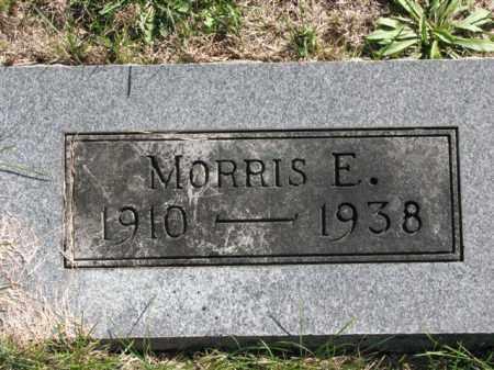 HARRISON, MORRIS E. - Meigs County, Ohio | MORRIS E. HARRISON - Ohio Gravestone Photos