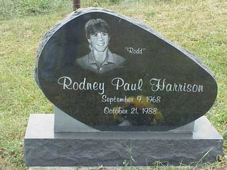 HARRISON, RODNEY PAUL - Meigs County, Ohio | RODNEY PAUL HARRISON - Ohio Gravestone Photos