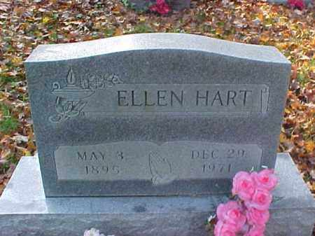 HART, ELLEN - Meigs County, Ohio | ELLEN HART - Ohio Gravestone Photos