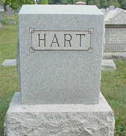 HART, FAMILY MONUMENT - Meigs County, Ohio | FAMILY MONUMENT HART - Ohio Gravestone Photos