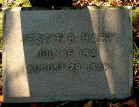 HART, JESSIE B. - Meigs County, Ohio | JESSIE B. HART - Ohio Gravestone Photos