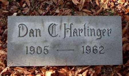 HARTINGER, DAN C. - Meigs County, Ohio | DAN C. HARTINGER - Ohio Gravestone Photos