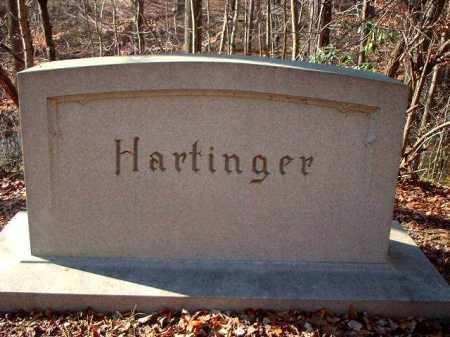 HARTINGER, MONUMENT - Meigs County, Ohio | MONUMENT HARTINGER - Ohio Gravestone Photos