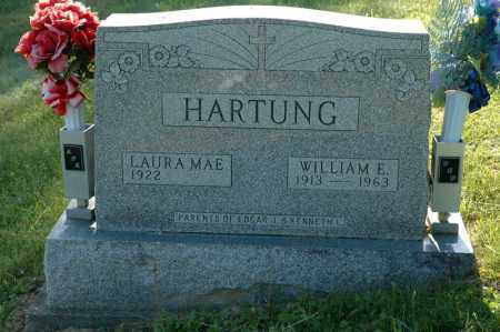 HARTUNG, LAURA MAE - Meigs County, Ohio | LAURA MAE HARTUNG - Ohio Gravestone Photos