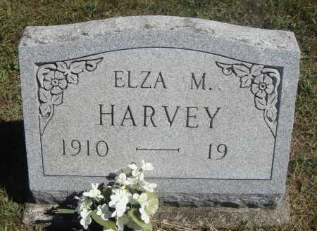 HARVEY, ELZA M. - Meigs County, Ohio | ELZA M. HARVEY - Ohio Gravestone Photos
