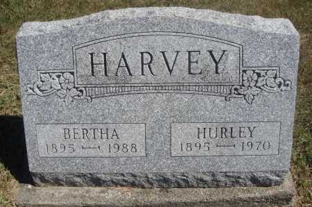WEISS HARVEY, BERTHA - Meigs County, Ohio | BERTHA WEISS HARVEY - Ohio Gravestone Photos