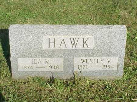 HAWK, IDA M. - Meigs County, Ohio | IDA M. HAWK - Ohio Gravestone Photos