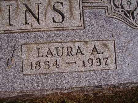 HAWKINS, LAURA A. - Meigs County, Ohio | LAURA A. HAWKINS - Ohio Gravestone Photos
