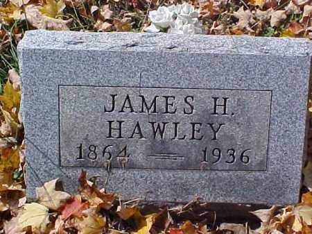 HAWLEY, JAMES H. - Meigs County, Ohio | JAMES H. HAWLEY - Ohio Gravestone Photos