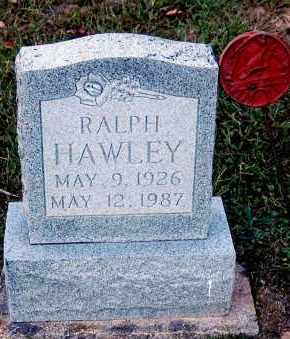 HAWLEY, RALPH - Meigs County, Ohio | RALPH HAWLEY - Ohio Gravestone Photos
