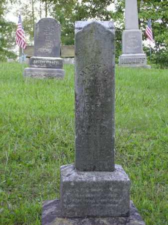 HEATON, MARY O. MONUMENT - Meigs County, Ohio | MARY O. MONUMENT HEATON - Ohio Gravestone Photos