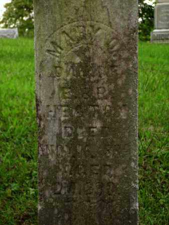 HEATON, MARY O. CLOSE VIEW - Meigs County, Ohio | MARY O. CLOSE VIEW HEATON - Ohio Gravestone Photos