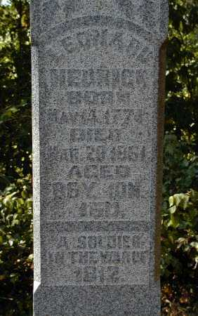 HEDRICK, LEONARD - Meigs County, Ohio | LEONARD HEDRICK - Ohio Gravestone Photos