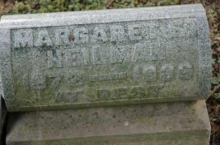 HEILMAN, MARGARET E. - Meigs County, Ohio | MARGARET E. HEILMAN - Ohio Gravestone Photos