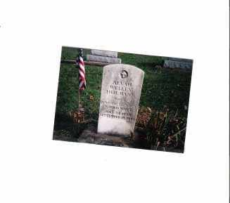 HEILMANN, ALVAH WESLEY - Meigs County, Ohio | ALVAH WESLEY HEILMANN - Ohio Gravestone Photos