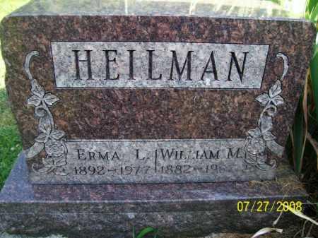 HEILMANN, WILLIAM MARTIN - Meigs County, Ohio | WILLIAM MARTIN HEILMANN - Ohio Gravestone Photos