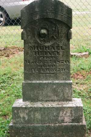 HEINEY, MICHAEL - Meigs County, Ohio | MICHAEL HEINEY - Ohio Gravestone Photos