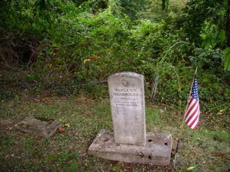 HENDRICKS, HARLEY F. - PLOT - Meigs County, Ohio   HARLEY F. - PLOT HENDRICKS - Ohio Gravestone Photos
