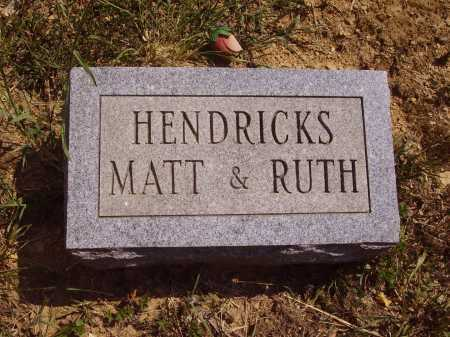 HENDRICKS, MATT - Meigs County, Ohio | MATT HENDRICKS - Ohio Gravestone Photos