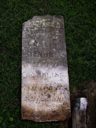 HENDRIX, BITHIA - Meigs County, Ohio | BITHIA HENDRIX - Ohio Gravestone Photos