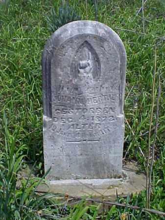 HERTJE, JOHANN - Meigs County, Ohio | JOHANN HERTJE - Ohio Gravestone Photos