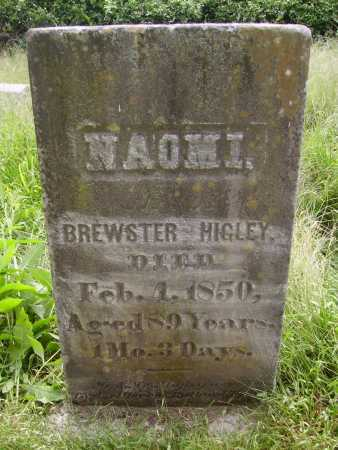HIGLEY, NAOMI - Meigs County, Ohio | NAOMI HIGLEY - Ohio Gravestone Photos