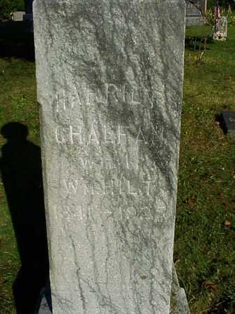 HILT, HARRIET - Meigs County, Ohio | HARRIET HILT - Ohio Gravestone Photos