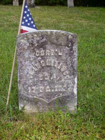HINSHILLWOOD, ARCHIBALD - Meigs County, Ohio | ARCHIBALD HINSHILLWOOD - Ohio Gravestone Photos