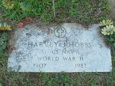 HOBBS, HARVEY J. - Meigs County, Ohio | HARVEY J. HOBBS - Ohio Gravestone Photos