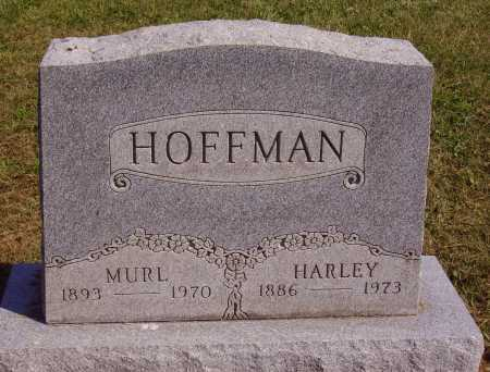 HOFFMAN, MURL - Meigs County, Ohio | MURL HOFFMAN - Ohio Gravestone Photos
