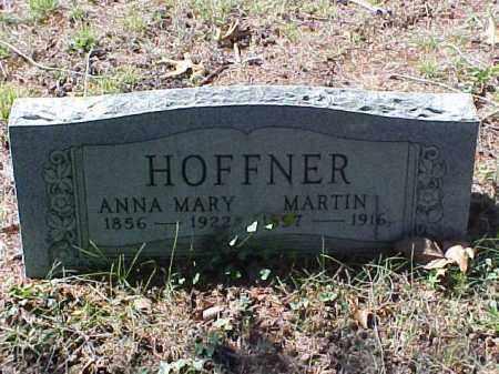 HOFFNER, MARTIN - Meigs County, Ohio | MARTIN HOFFNER - Ohio Gravestone Photos
